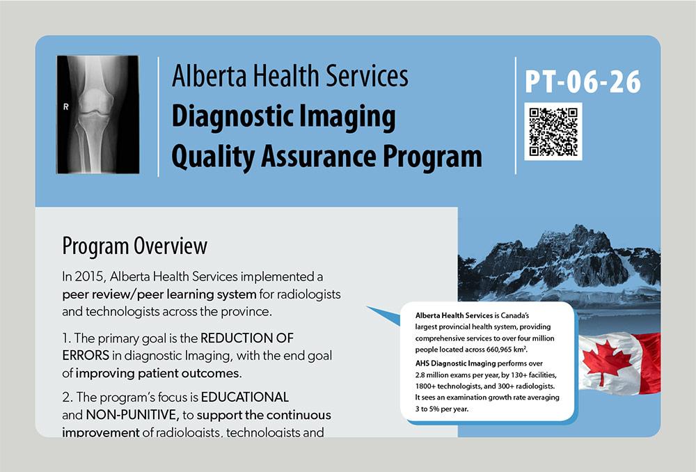 Alberta Health Infographic